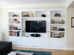 Gallery of how much for built in bookshelves ideas