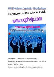 essay characteristics expository essay characteristics