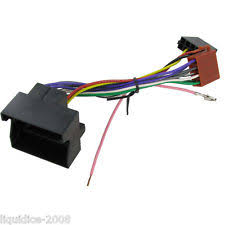 skoda fabia wiring looms ct20sk01 skoda fabia 2007 to 2010 car harness adapter wiring loom lead