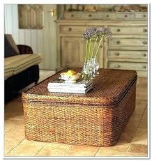 white wicker side table wicker side table resin wicker coffee table wicker storage coffee table round