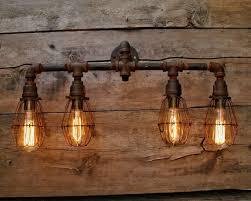 rustic lighting ideas. Bathroom Lighting Cool Rustic Lights For Home Regarding Light Fixtures Plan 3 Ideas M