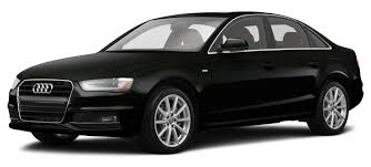 black audi a4 2015. Interesting Black 2015 Audi A4 Premium 4Door Sedan CVT FrontTrak 20T  With Black