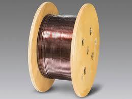 Enameled Rectangular Flat Copper Magnet Winding Wire