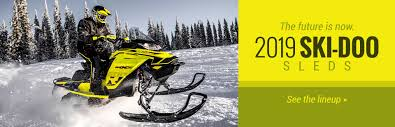 2019 ski doo sleds
