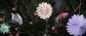 Basteln Im Advent Weihnachtsbaumschmuck Selbst Machen