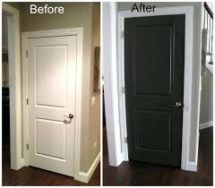 painting bedroom doors best black interior doors ideas on paint grade wood interior doors