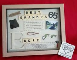image is loading grandad birthday gift personalised picture frame grandpa pops