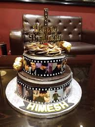 Team Himesh On Twitter Heres Special Birthday Cake For Himesh Sir