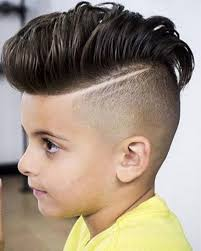 Jongens Haarstijl Is Zo Beroemd Maar Kapsels Halflang Haar