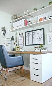 organize home office deco. Ikea Small Home Office Ideas Of Frantic Space Lighting  . Organize Deco