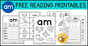 Print out the phonics worksheets and activities on this page so your students can learn about words with the gl. Am Word Family Worksheets Kindergarten Mom