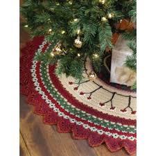 Christmas Tree Skirt Crochet Pattern Best Christmas Tree Skirt Free Intermediate Holiday Decor Crochet Pattern