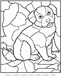 kids painting pictures printable paint by numbers for kids mesmerizing printable print coloring pages free color number home improvement contractors kitchen