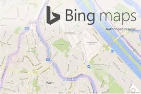 web services bing maps  wigeogis