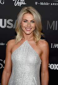 julianne hough s 2016 miss usa dress made her look like a glittering dess photos