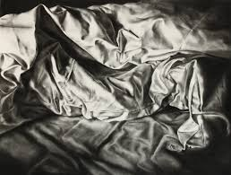 unmade bed side view. 2048x1551 Unmade Bed 3 Charcoal Drawing By My Own Hand Pinterest Side View