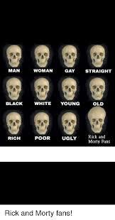 Gay straight black white