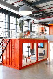 Best  Shipping Container Office Ideas On Pinterest - Shipping container house interior