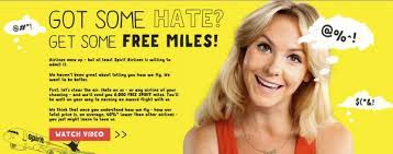 8 000 Free Spirit Airlines Miles For Hating Spirit Airlines