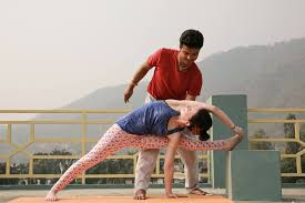 what a yoga teacher in india is going to be like