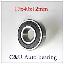 car bearings. 10pcs c\u0026u high speed low noise sa6203-2rsl/z3 auto alternator bearing 17* car bearings t
