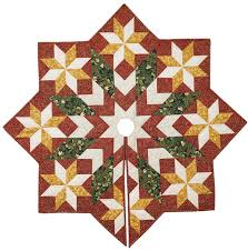 Under the Tree - Tree Skirt. Quilt Patterns ...