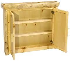 rustic pine bathroom vanities. Rustic Bathroom Wall Cabinets Knotty Pine Cabinet Medicine Log Wood Vanities