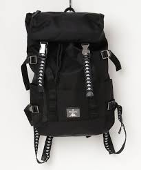 Makavelickappaマキャベリックカッパdouble Belt Backpack