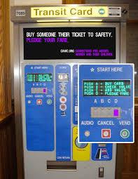 Cta Vending Machine Locations Simple Domestic Violence Hannah Saunders Art Director