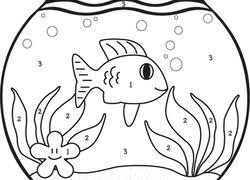 Free coloring sheets from a category of free educational pictures for children. Color By Number Coloring Pages Printables Education Com