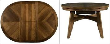 round dining tables with leaves walnut round to oval dining table with erfly leaf home interiors round dining tables with leaves
