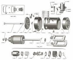 starter motor parts for ford 8n Ford Starter Motor Wiring Basic Starter Wiring Diagram