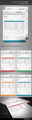 Indesign Invoice Template Indesign Company Invoice Template Template Fonts And Proposal 13