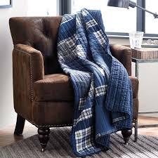Eddie Bauer Eastmont Quilted Cotton Throw Blanket & Reviews ... & Eddie Bauer Eastmont Quilted Cotton Throw Blanket Adamdwight.com