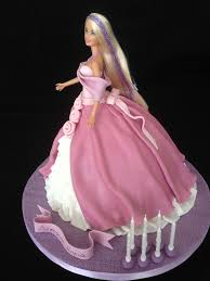 Barbie Princess Cake Cakes For Girls In 2019 Barbie Birthday