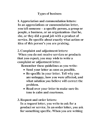 Business Letters Which Ishe Correct Order For Letter What Spacing ...