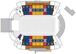 Commonwealth Stadium Seating Chart 2019 Grey Cup Ticket Packages