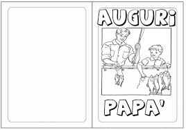 Biglietto Di Auguri Festa Del Papà Da Stampare Modelliemodelle