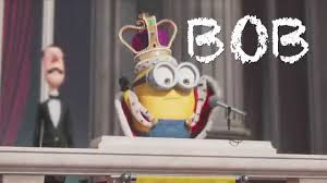 Minions Wallpaper For Bedroom Minions King Bob Universal Pictures Kulturmaterial Movies