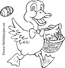 Easter Coloring Page Print And Color Color Online 3890