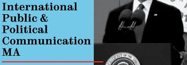 International Public And Political Communication Ma