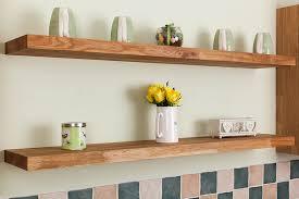 interior floating shelves
