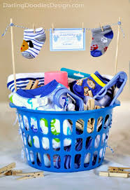 ideas baby boy shower gift basket for guests gifts twin diy remarkable
