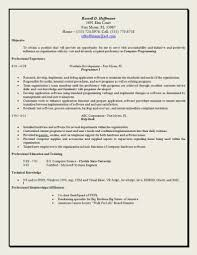 Gallery Of Social Worker Sample Resume