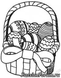 Small Picture Easter egg coloring pages Easter Pinterest Easter eggs