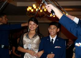 Jrotc Military Ball Decorations Kadena cadets have a ball Air Force Medical Service News Events 53