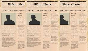 Free Newspaper Template Psd 17 Free Newspaper Templates Psd Doc Pdf Ppt Premium Template