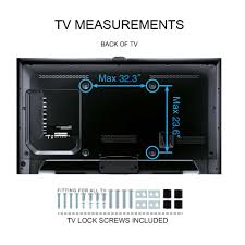 FITUEYES Universal Tabletop Swivel TV Stand Base For 50 To 80 Inch  TT107003GB Tv Stand Inches Wide79