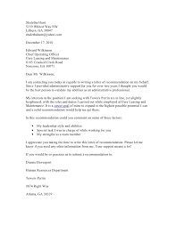 Tips For Asking For A Letter Of Recommendation Asking For Letter Of Recommendation Template Under