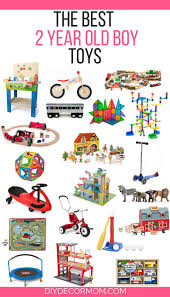 best toys for 2 year old boys--collage of yr Best Toys Year Old Boys Parents AND Kids Will LOVE
